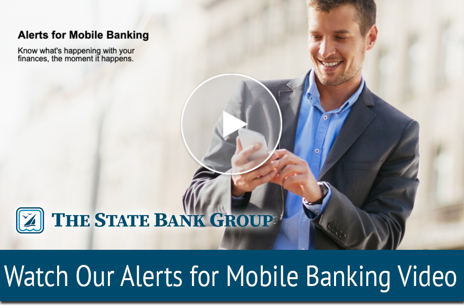 Watch Our Alerts for Mobile Banking