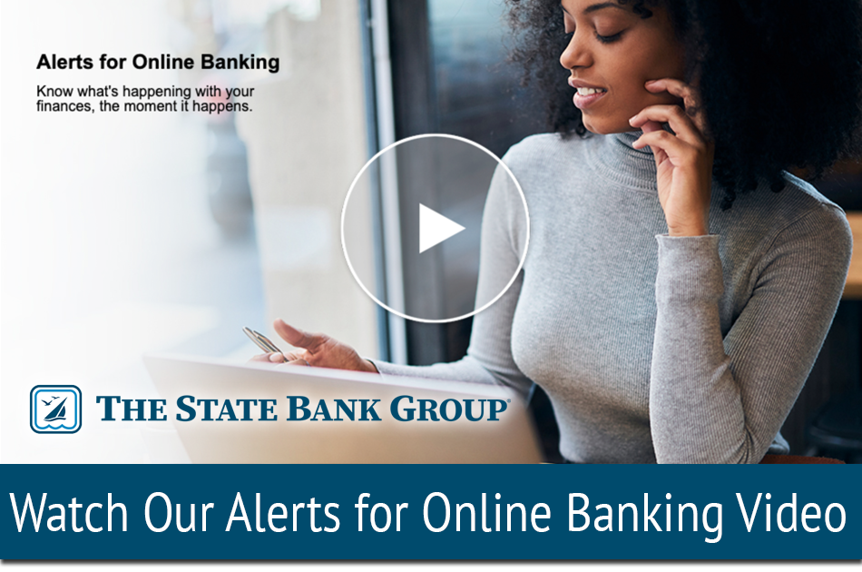 Watch Our Alerts for Online Banking