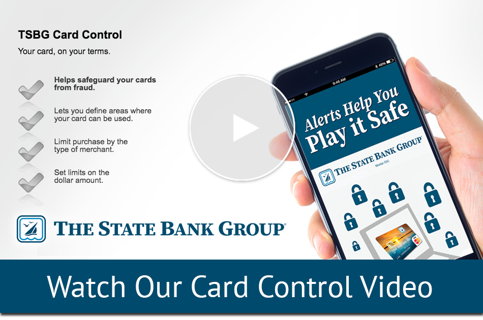 Watch Our Card Control Video