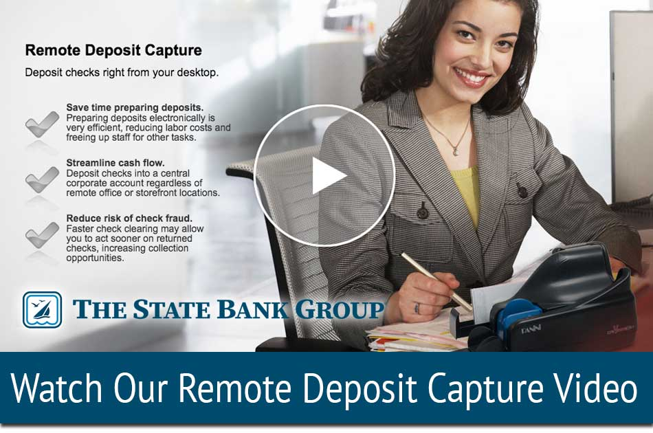 Watch Our Remote Deposit Capture Video