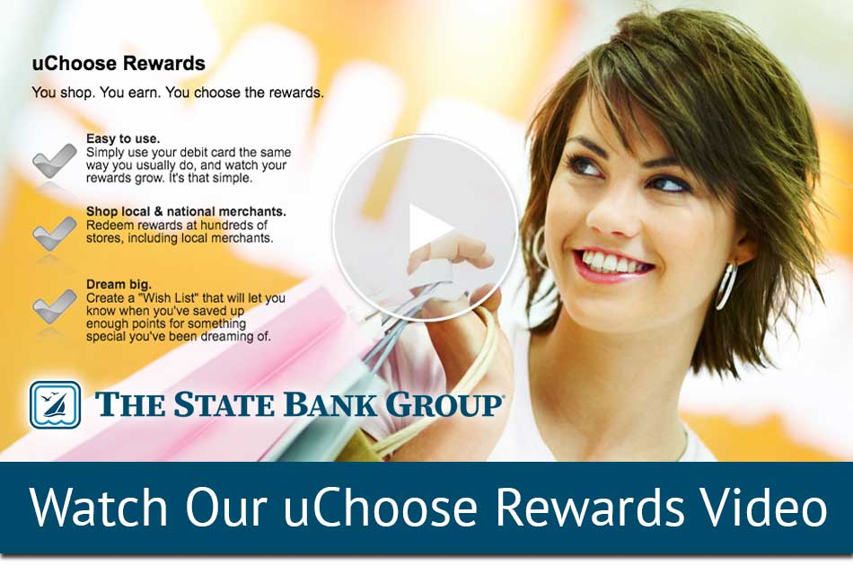 uChoose Rewards Video Player