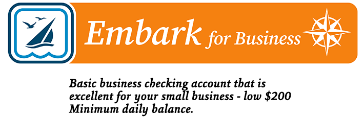 Embark businessl checking