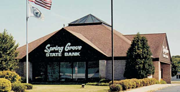 Spring Grove State Bank in Spring Grove Illinois