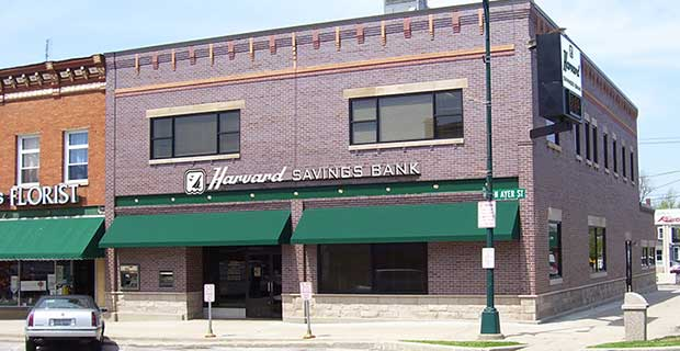 Harvard Savings Bank on Ayer