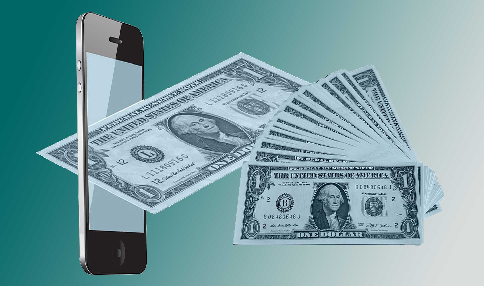 mobile banking with banking app
