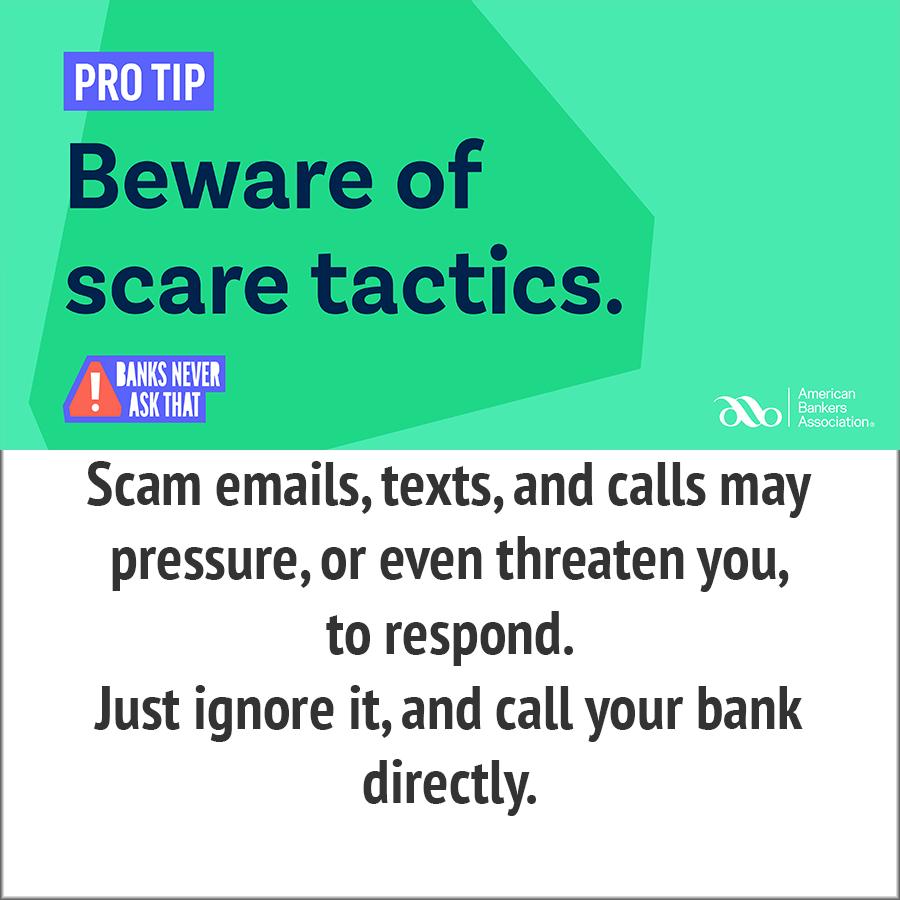 Beware of Links - pro tip