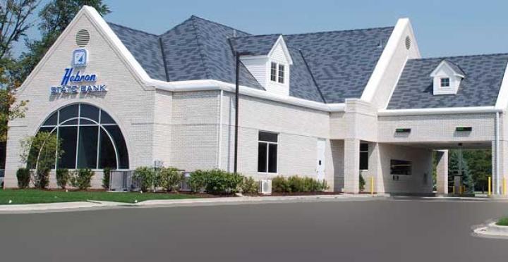Hebron State Bank in Hebron Illinois