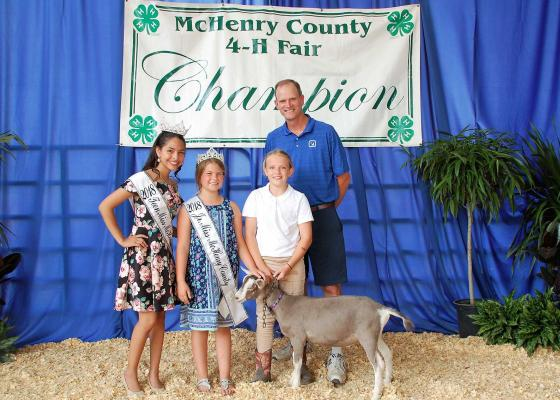 2018 McHenry County Fair Auction