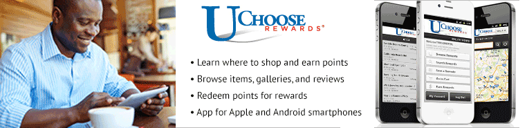 Mobile and UChoose Rewards